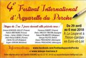 Festival 2018 - stages d'aquarelle